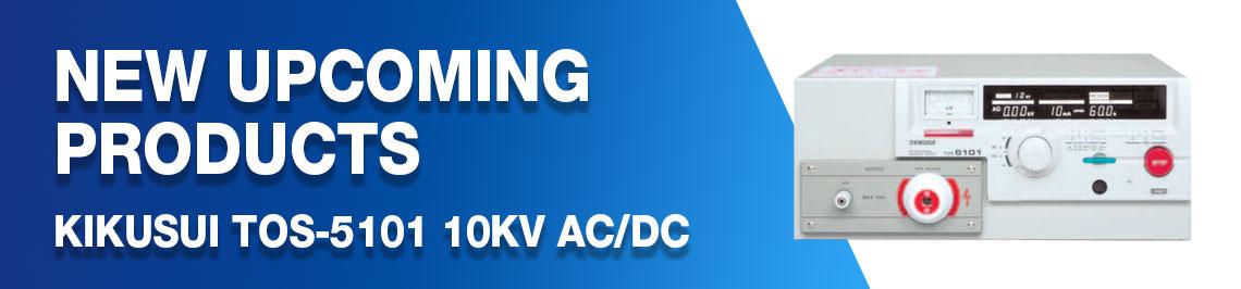 Kikusui TOS-5101 10kV AC/DC Hipot Tester